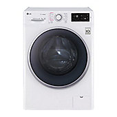 LG FH4U2TDH1DN A+++ Rated 8kg 1400rpm Washer Dryer with 14 Programmes in White