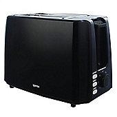 Igenix IG3012 2-Slice Toaster, 750 W, Black