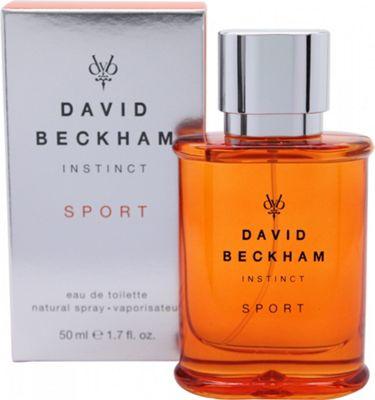 David Beckham Instinct Sport Eau de Toilette (EDT) 50ml Spray For Men