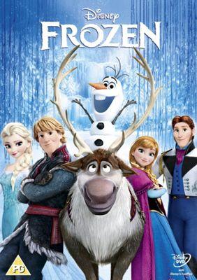 Frozen - DVD