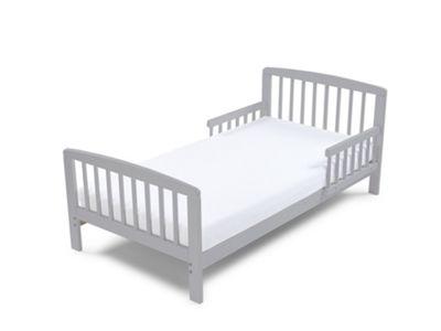Poppys Playground Eve - Grey Junior Toddler Bed & Pocket Sprung Mattress