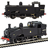 HORNBY Loco R3407 BR 0-6-0T '68959' J50 Class - Early BR