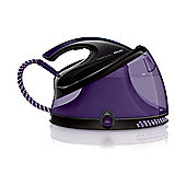 Philips GC8650/80 Aqua Silence Steam Generator Iron - Purple