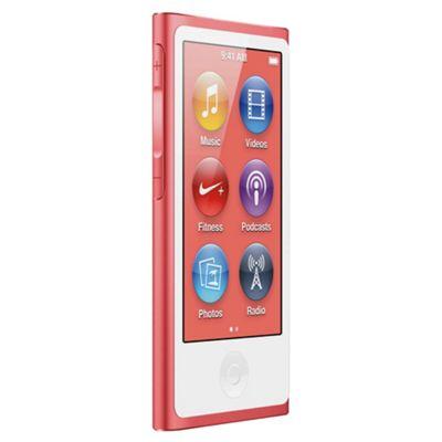 Apple 16GB (7th Gen) nano iPod Pink