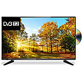 Cello C43227FT2 43 Inch Full HD LED TV/DVD combi with Freeview T2 HD and USB