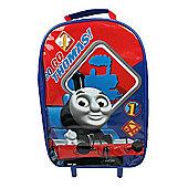 Thomas 'Go Thomas' School Travel Trolley Roller Wheeled Bag