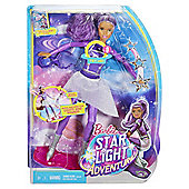 Barbie Star Light Adventure Lights and Sounds Hoverboarder Doll