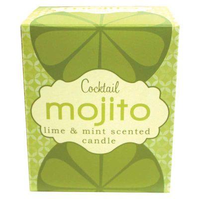Mojito Cocktail Candle