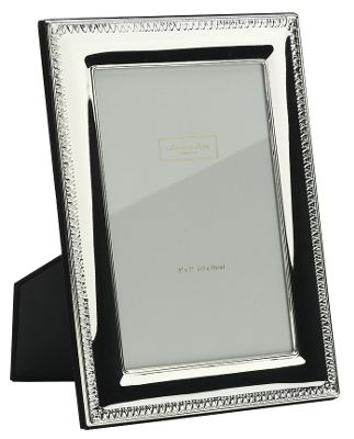 Addison Ross Photo Frame Silver Plate Tooth Frame - 13 cm x 18 cm
