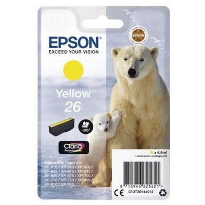 Epson Claria Premium Ink Cartridge C13T26144012