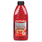 2-Stroke Semi-Synthetic 1Ltr