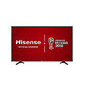 Hisense HN5500 in 4K UHD Smart TV with Freeview HD and HDR - Grey