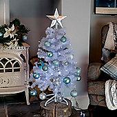 3ft Woodland White Spruce Christmas Tree