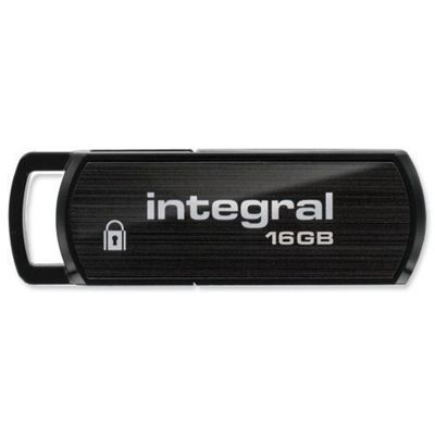 Integral 16GB Secure 360 USB Flash Drive