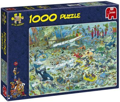 Jan van Haasteren Deep Sea Fun Puzzle 1000 Pieces
