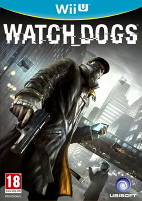 WATCH_DOGS WII U