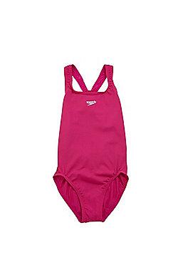 Speedo Essential Endurance Medalist Swimsuit - Pink