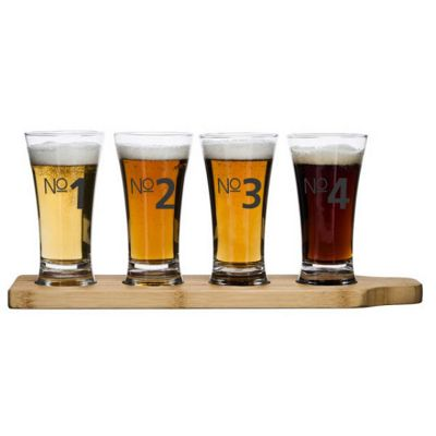 Sagaform Bar Beer Tasting Set