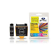 Kodak 10B Black & 10C Colour Multipack Compatible Ink Cartridge by JetTec - K10B/K10C