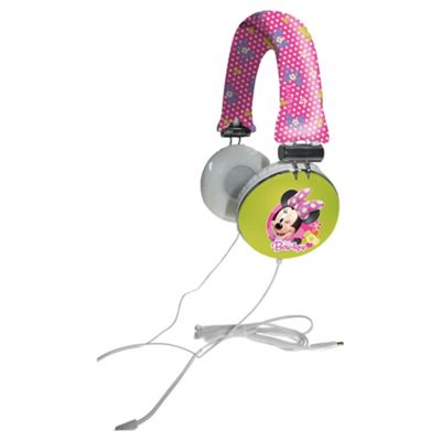 Disney Minnie Mouse Overhead Headphones