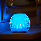Auraglow Rechargeable Cordless Wireless Colour Changing & White Light LED Table Lamp – VOGUE