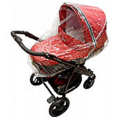 Raincover For Bebecar Ip-Op Carrycot