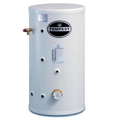 Telford Tempest DIRECT Unvented Stainless Steel Hot Water Cylinder 150 LITRE