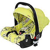 iSafe iVogue Group 0+ Car Seat (Pear)