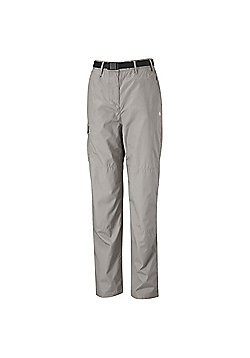 Craghoppers Ladies Kiwi Classic Walking Trousers - Beige