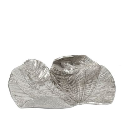Living World Small Curved Leaf Dish