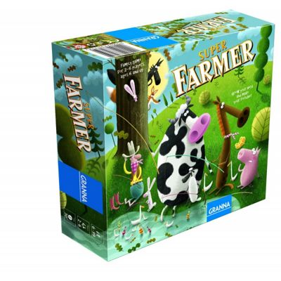 Super Farmer Board Game