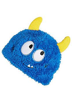 F&F Monster Fleece Hat - Blue