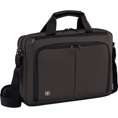 Wenger 601067 Source 16 inch Laptop Briefcase Grey