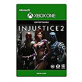Injustice 2: Fighter Pack 1 (Digital Download Code)