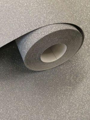 Carat Glitter Wallpaper - Dark Silver - 13348-60