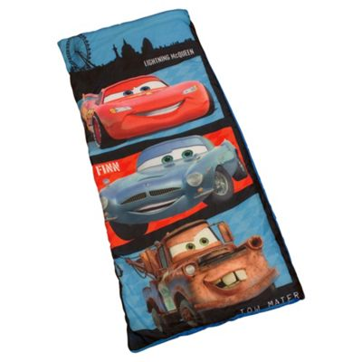Disney Cars Kids' Sleeping Bag