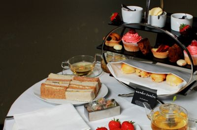 Deluxe Afternoon Tea for Two at Ambassadors Bloomsbury