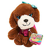 Barbie Great Puppy Adventures Plush - Dark Brown Puppy