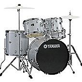 Yamaha Gigmaker Drum Kit Silver Glitter
