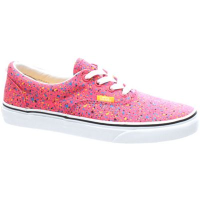 Vans Era (Overspray) Rouge Red QFK7NG