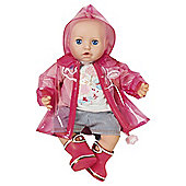 Baby Annabell Deluxe Set Puddle Jumping
