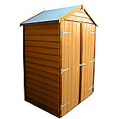 4x3 Garden Tool Store Shed by Finewood