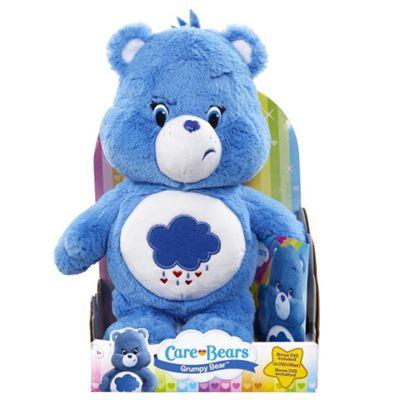 Care Bears Grumpy Bear Plush (Medium 30cm)