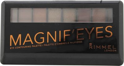 Rimmel Magnif'eyes Eyeshadow Palette 7g - Keep Calm and Wear Gold