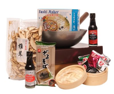 Oriental Gift Hamper & Sushi Maker (OV10)
