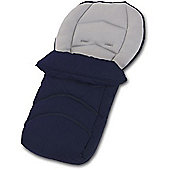 Hauck CosyToe 2 Way Footmuff (Navy)