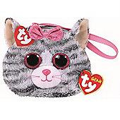 TY Beanie Boo Wristlet - Kiki the Cat