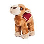 Aurora Dreamy Eyes Camel 12in Plush Soft Toy