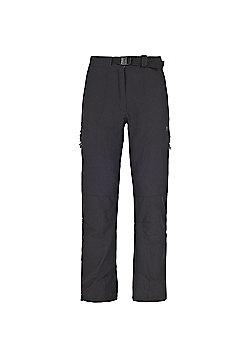 Trespass Ladies Escaped Stretch Trousers - Black