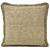 Riva Home Astley Stone Cushion Cover - 55x55cm